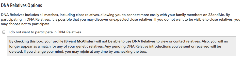 Copy of Registering a 23andMe Kit - Who are you? Revelations