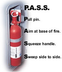 Quarterly Fire Safety Announcement Pathology Risk