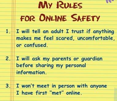 school rules for internet use fa107e102 08 education technology
