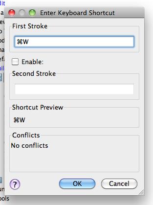 IntelliJ compile keyboard shortcut remapping - MAUI - Help