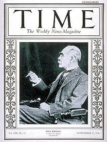 Rudyard Kipling '10 - UI Victorian Wiki - UIowa Wiki