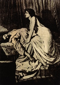 An analysis of the role of geraldine in coleridges christabel